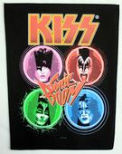 Kiss - 'Sonic Boom' Giant Backpatch